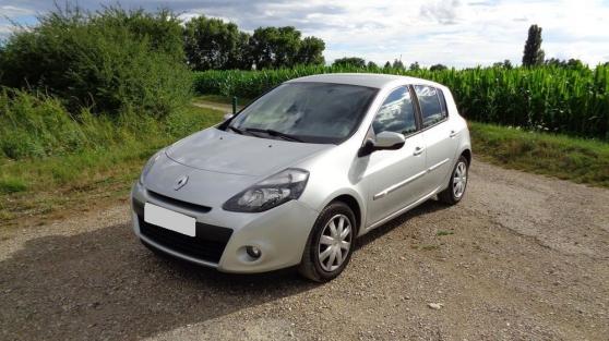 Annonce occasion, vente ou achat 'Renault Clio III 1.4 16v 98ch'