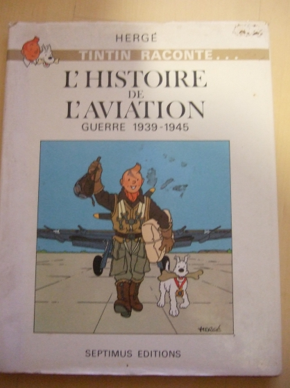Annonce occasion, vente ou achat 'Tintin raconte'