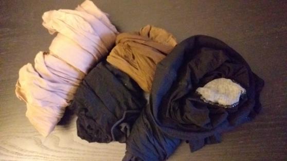 Collants / Sous vêtements portés
