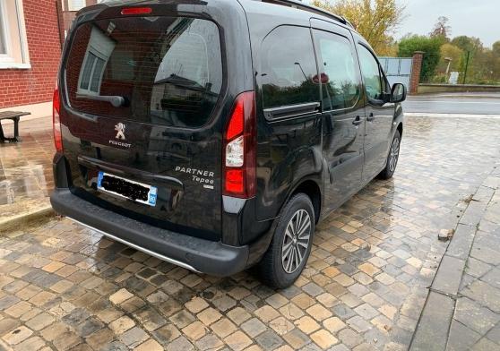 Peugeot Partner Tepee 1.6 e-HDi 92ch 201