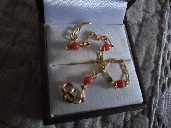 Annonce occasion, vente ou achat 'Bracelet fillette or 18k'