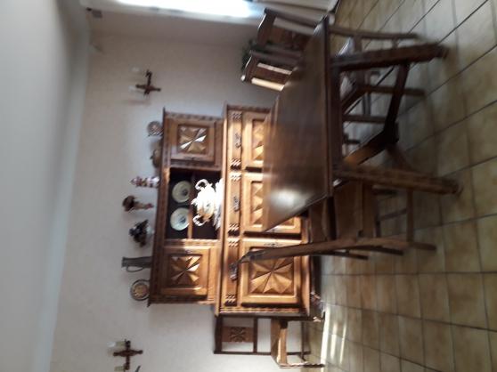 salle a manger basque