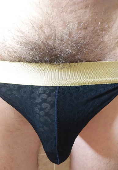 slip homme effet transparent sexy gay