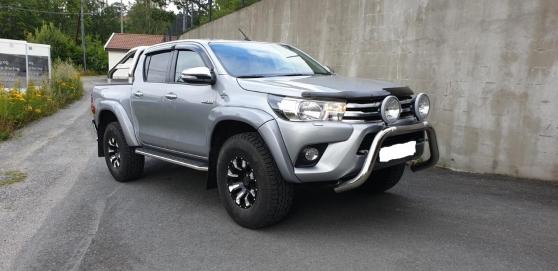 Annonce occasion, vente ou achat 'Toyota HiLux D-4D Arctic'