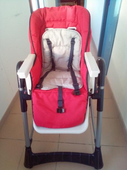 Annonce occasion, vente ou achat 'chaise haute'