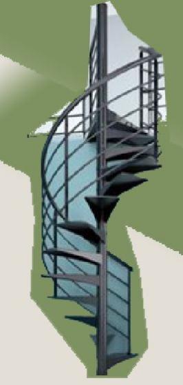 Annonce occasion, vente ou achat 'Escalier métal LAPEYRE NOVA'