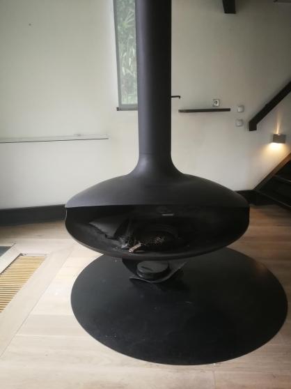 Annonce occasion, vente ou achat 'cheminee design focus'
