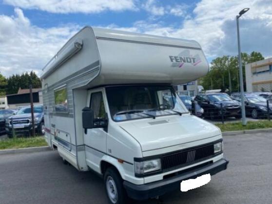 Annonce occasion, vente ou achat 'Camping-car-Fiat Ducato'