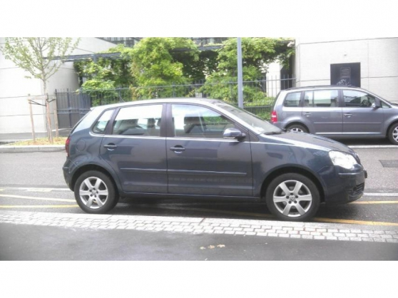 Annonce occasion, vente ou achat 'Volkswagen Polo iv (2) tdi 70'