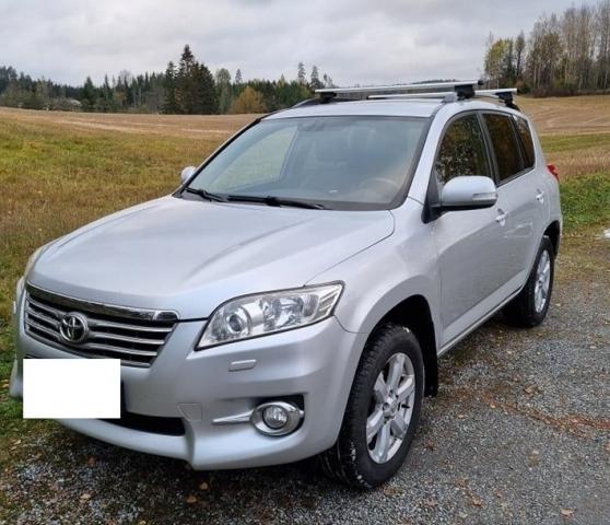 Annonce occasion, vente ou achat 'Toyota RAV4 2.2 Avant-garde D-4D'