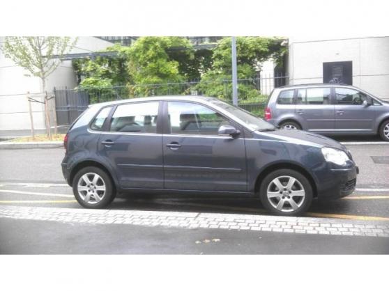 Annonce occasion, vente ou achat 'Vends Volkswagen Polo iv (2) tdi 70'