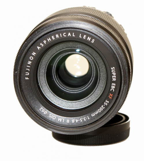 Annonce occasion, vente ou achat 'Fujifilm XF 55-200 mm f/3.5-4.8R LM OIS'