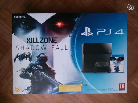 PS4 Pack Killzone Zone Shadow Fall