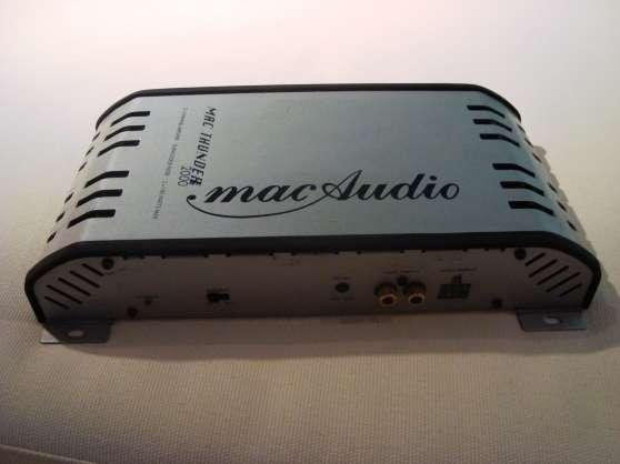 Ampli Mac Audio