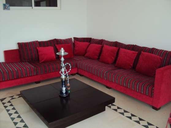 appartement de standing en Tunisie vue s