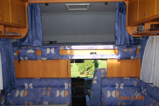 camping-car FIAT - Photo 3