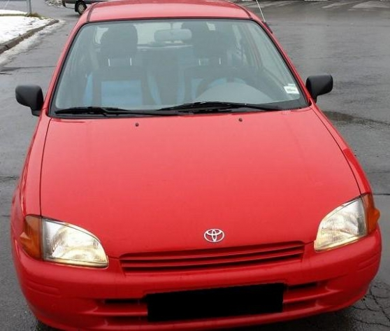 Toyota Starlet 1.3 XT 3P 1996