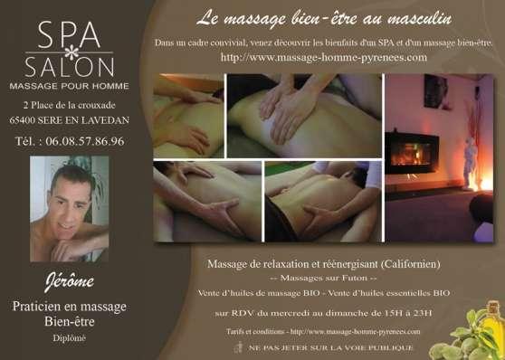 massage californien erotique Tarbes