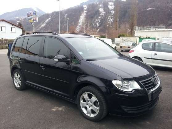 Volkswagen Touran (2) 2.0 tdi fap 140 ca