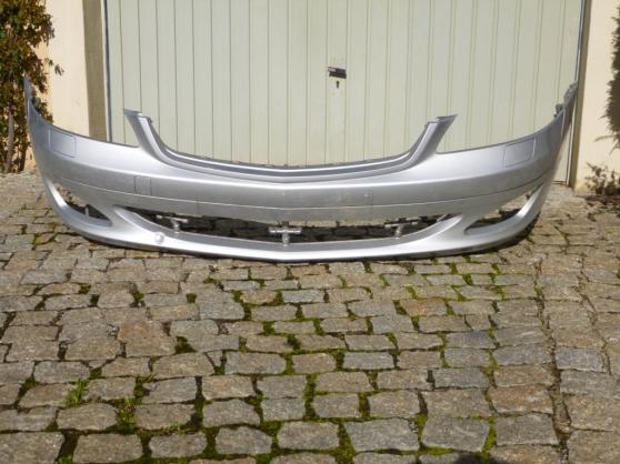 pare chocs Mercedes classe S