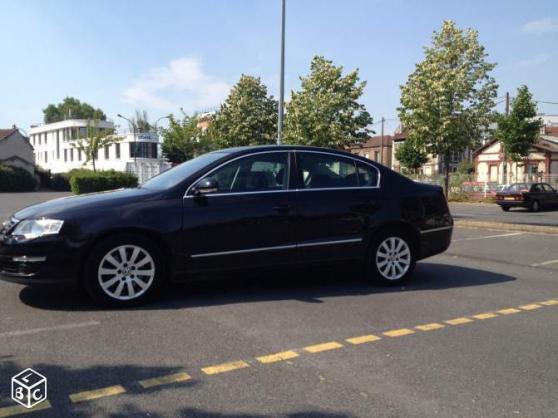 Volkswagen passat 2.0 140 cv annee 2006