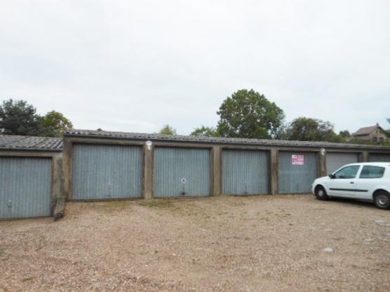 Garage individuel Bruyères