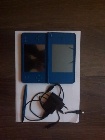 Nintendo DSi XL Bleu bon état