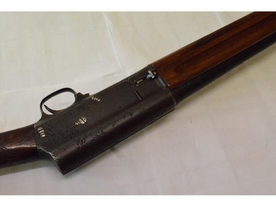 Petite Annonce : Vend ou échange auto 5 calibre 16 collec - Vend ou échange contre fusil de chasse recent