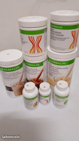 Annonce occasion, vente ou achat 'Boisson herbalife'