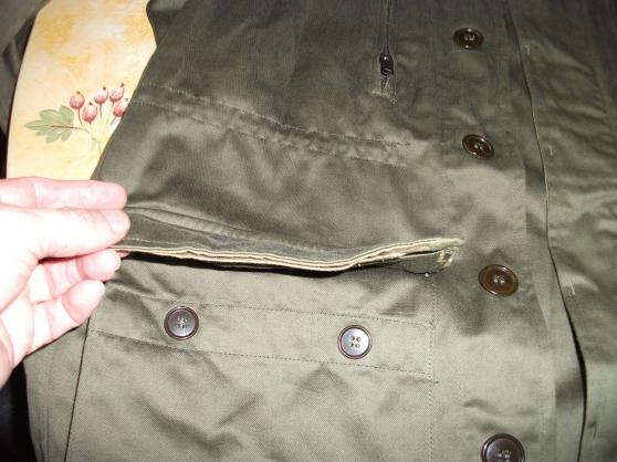 Veste Militaire Neuf Taille L/M - Photo 3
