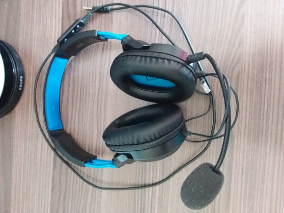 Annonce occasion, vente ou achat 'Casque gaming Playstation 4 turtle beach'