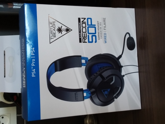 Casque gaming Playstation 4 turtle beach - Photo 2