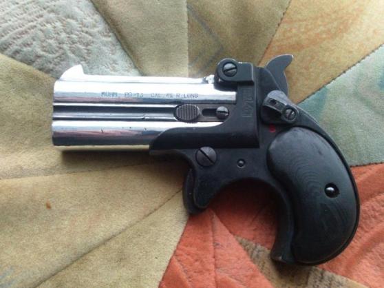 Recherche pistolet Perfecta Modele 50 - Photo 2