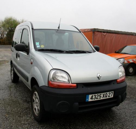 Annonce occasion, vente ou achat 'RENAULT KANGOO 1 4X4'