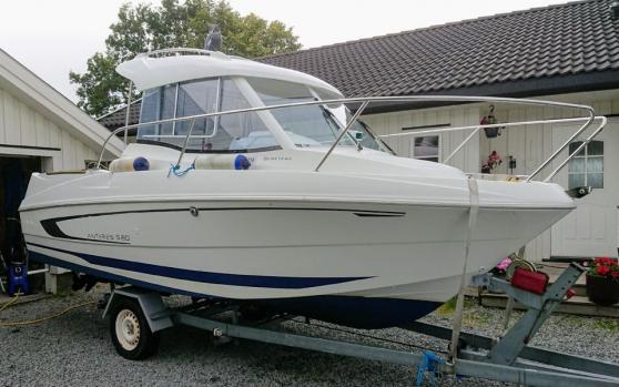 Bateau Antares 580