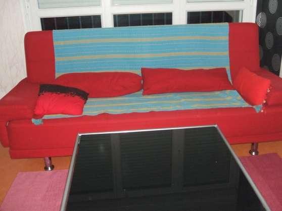 Annonce occasion, vente ou achat 'fauteuil & table basse'