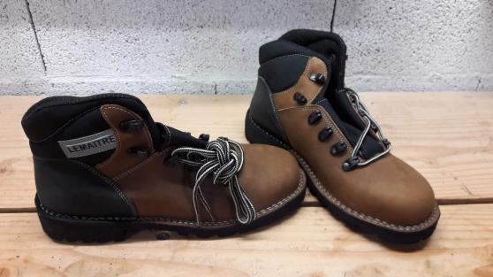Chaussure de sécurité Lemaître