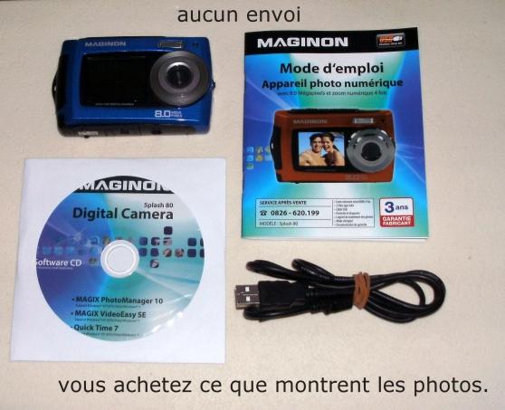 Annonce occasion, vente ou achat 'appareil photo numerique.'