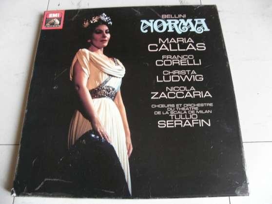 Vinyl NORMA de Bellini