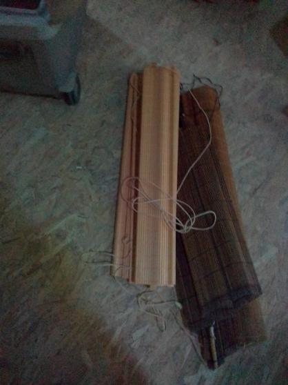 store en bois