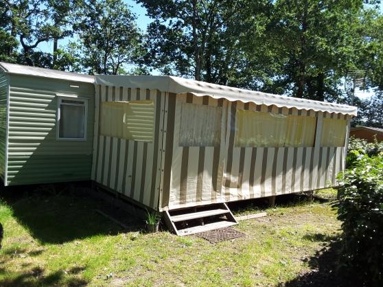 Annonce occasion, vente ou achat 'Mobilhome 3 Chambres Camping La Baule'
