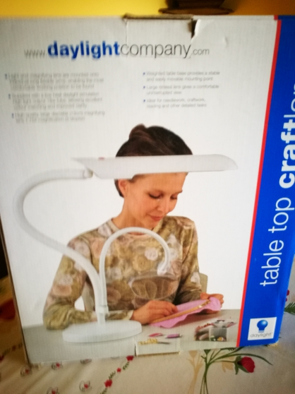 Annonce occasion, vente ou achat 'LAMPE DAYLIGHT.'