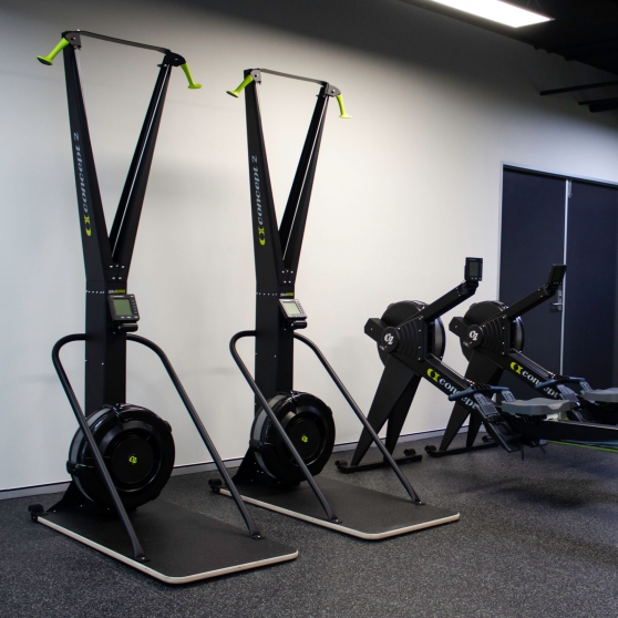 Concept2 Model E Rowing Machine with PM5 - Photo 2