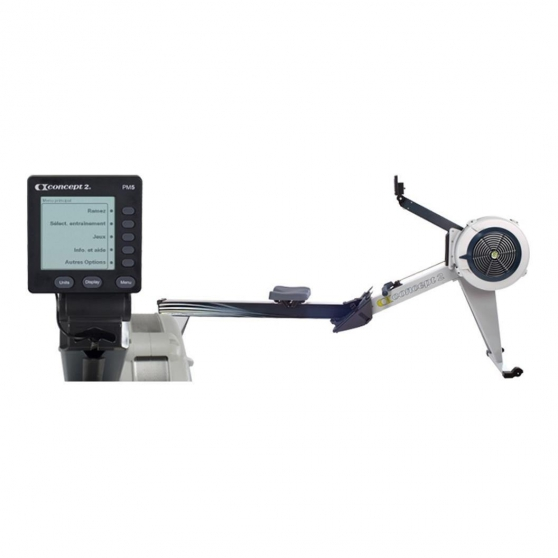 Concept2 Model E Rowing Machine with PM5 - Photo 3