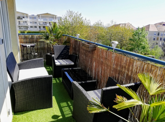 Appartement T3 Tosion d'Or