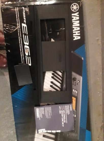 Piano électrique Yamaha modèle PSR-E363 - Photo 4