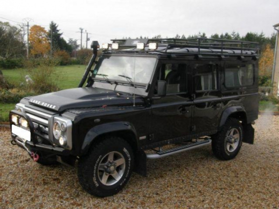 Annonce occasion, vente ou achat 'LAND ROVER DEFENDER 110 TDI 122 STATION'