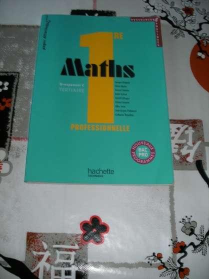 livre de math - Annonce gratuite marche.fr
