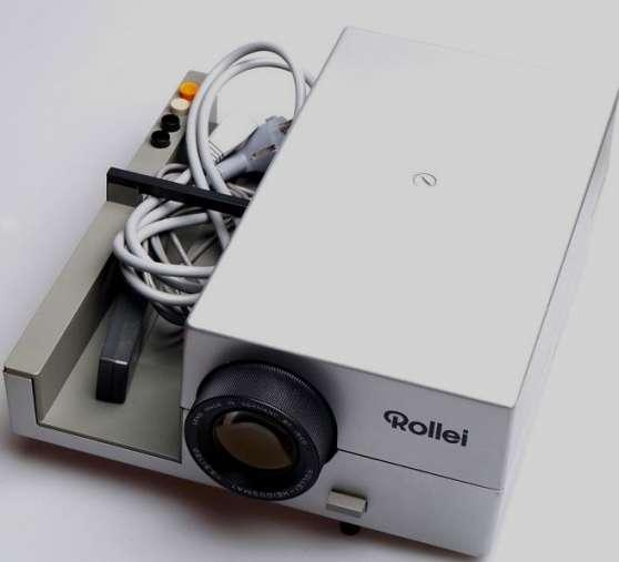 Projecteur Diapo Rollei 6X6 P66A rare