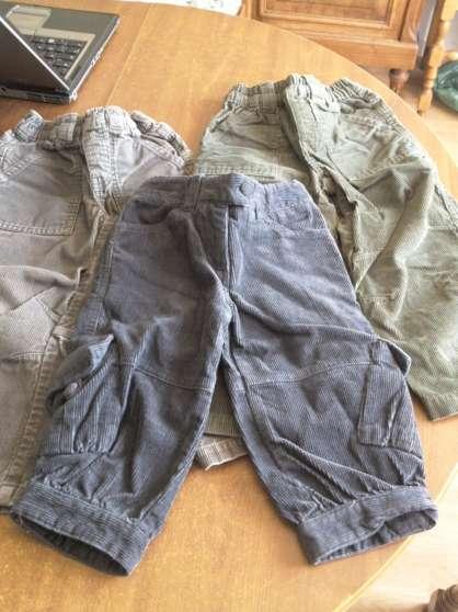 vêtements garçon 4 et 5ans